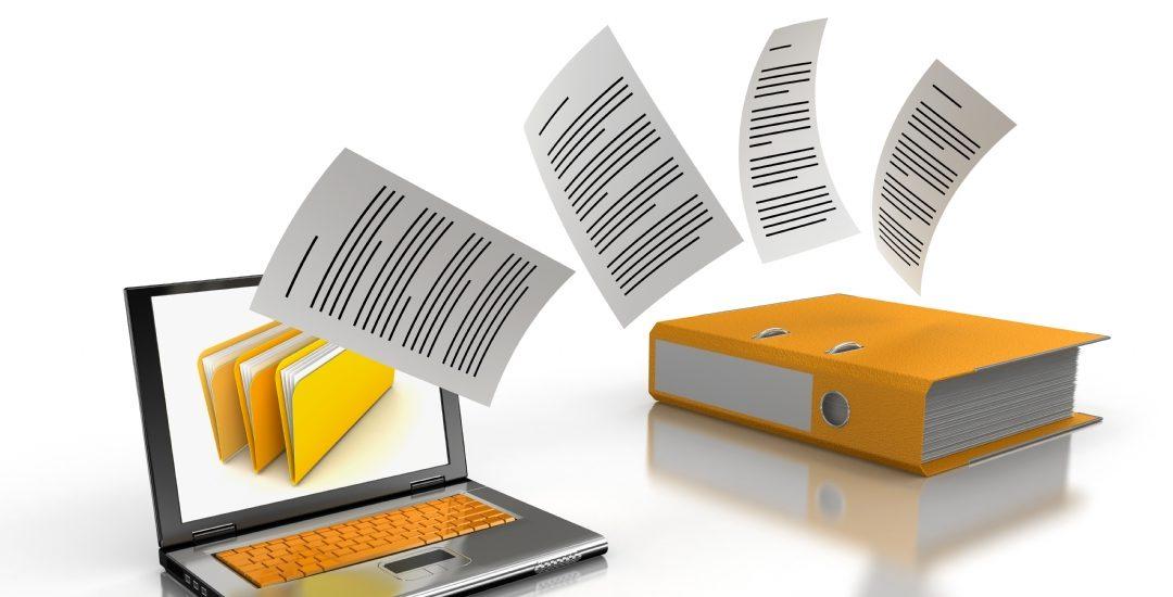 Fichiers des écritures comptables articles